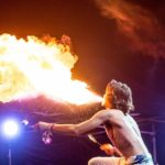 Bollywood Masala Orchestra - india Fire eater , acrobat , live in Romania